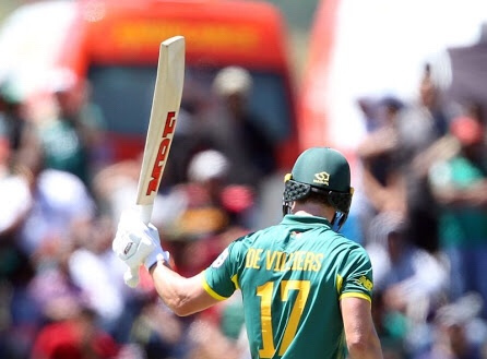 ABD – A Cricketer To Remember