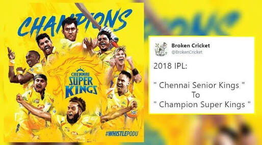 Chennai – The Super Kings Of IPL
