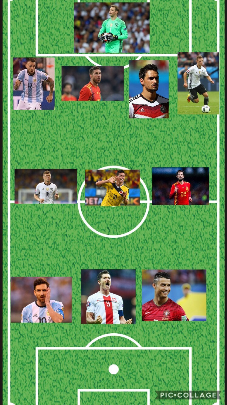 World Cup 2018 – Star Players Who Failed To Make Their Country Reach The Quarterfinals