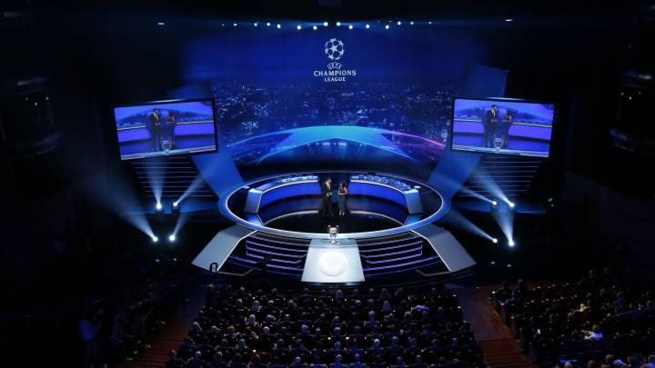 UCL Quarters and Semis Draw – PSG Win The Lottery!