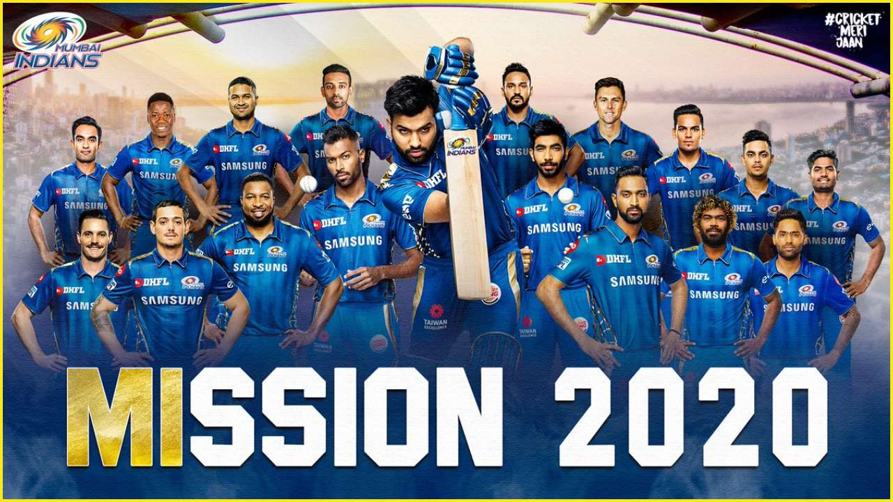 Mumbai Indians Preview And Expected Playing XI – IPL 2020